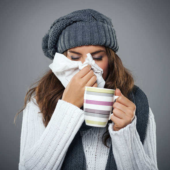 Flu Cases Increase and Flu Season Continues Six More Weeks