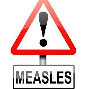 California Public Health Department Responds to Measles Case