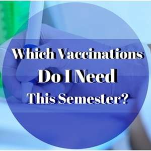 Health Science Student Vaccination Requirements