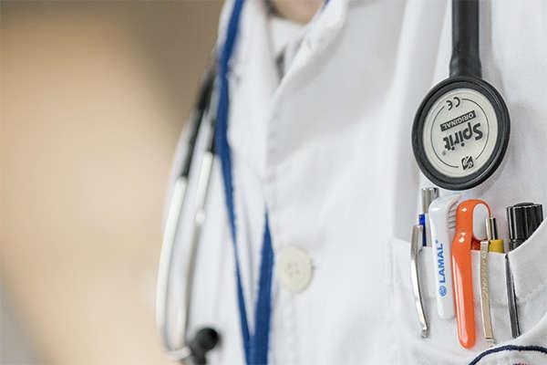 doctors lab coat